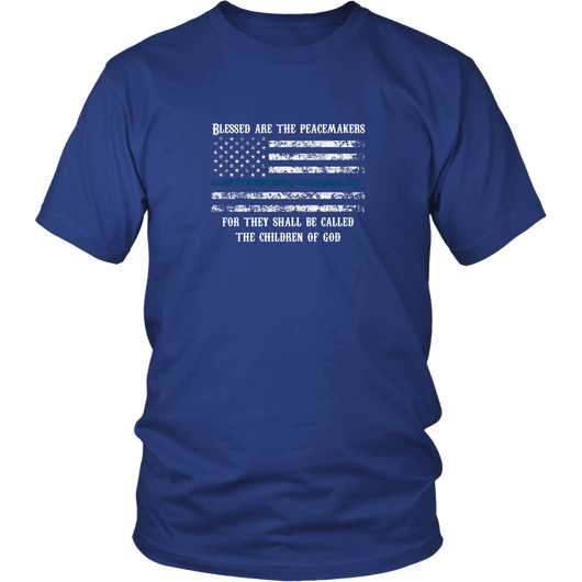 Blessed are The Peacemaker Shirt