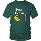I Phone You Tube Shirt