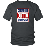 Straight Outta Washington Shirt