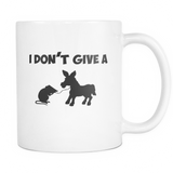 I Don't Give A Coffee Mug, 11 Ounce