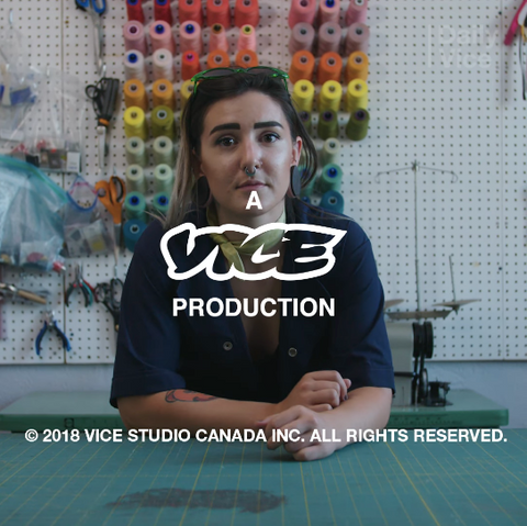 Vice - Daily Vice on The Matriarch A/W '18/'19