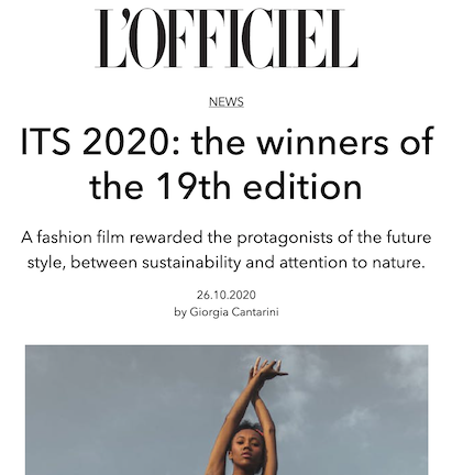 ITS 2020: The winners of the 19th edition