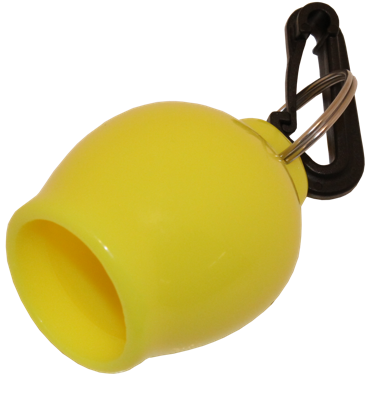 Cressi Occy Ball Holder Yellow