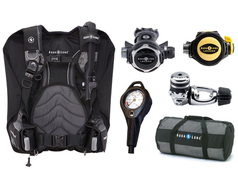 Aqua Lung Pro Hardware Package