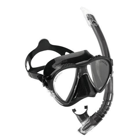 Cressi Matrix Snorkelling Set