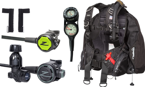Zeagle Ranger Hardware Package