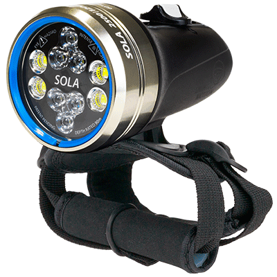 SOLA Dive Light
