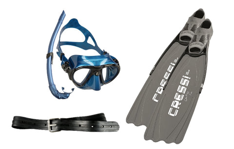 Cressi Freediver Package