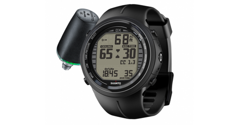 Suunto Dx Elastomer w/USB + Bundle