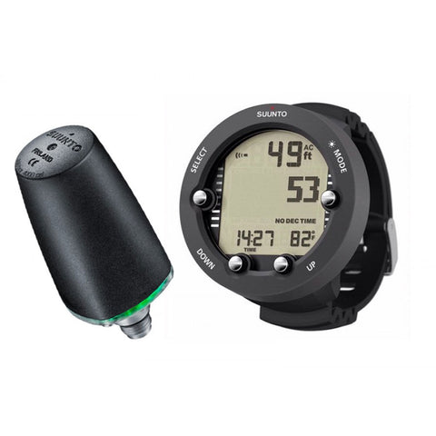 Suunto Vyper Novo w/Boot + USB + Bundle