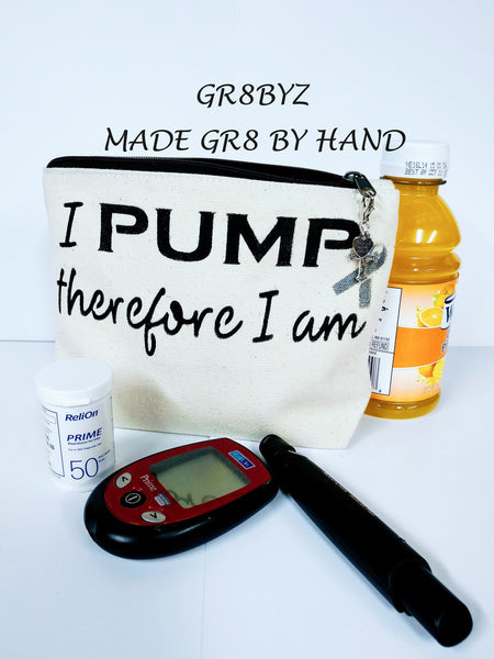 I pump therefore I am by gr8byz