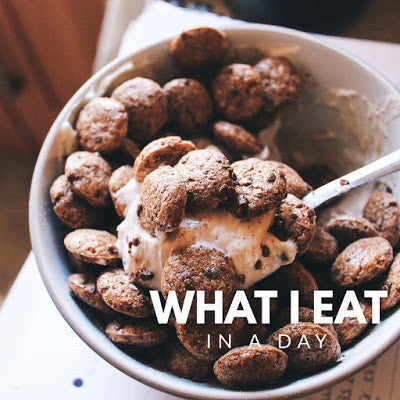 WHAT I EAT IN A DAY WHEN STUDYING // HEALTHY VEGAN|onboardvegan.com |On Board Vegan