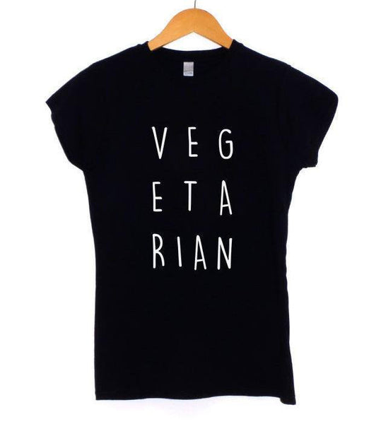 Vegetarian T Shirt for Women