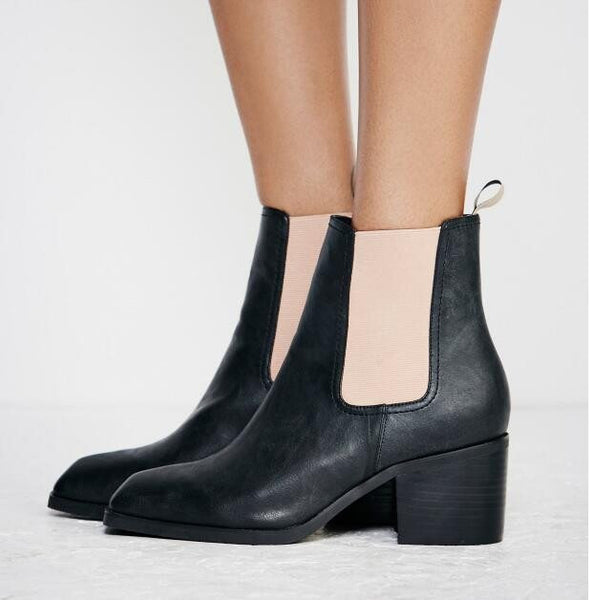 Vegan Chelsea Ankle Boots