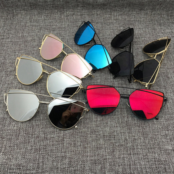 Womens Cat Eye Sunglasses