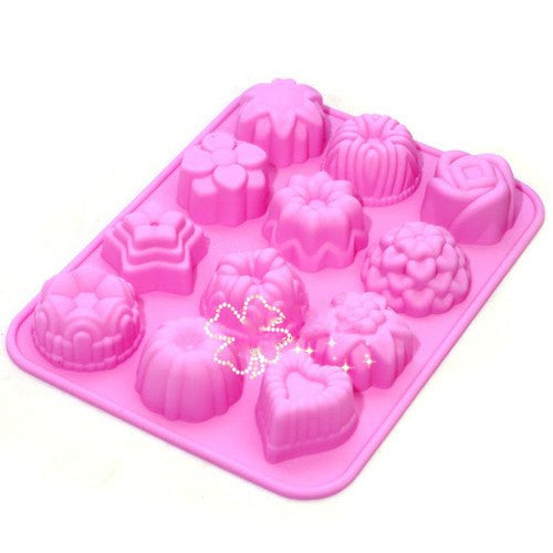 Silicone Floral Mold