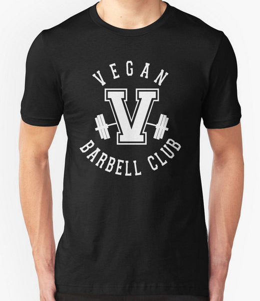 VEGAN BARBELL CLUB T-Shirt