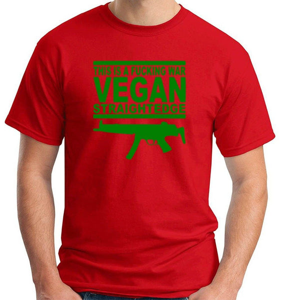 This is a war Vegan tshirt