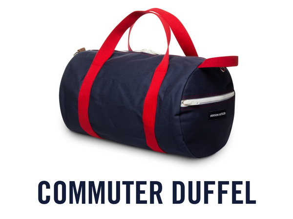 Custom Built Commuter Duffel