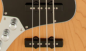 FENDER-DESIGNED PICKUPS