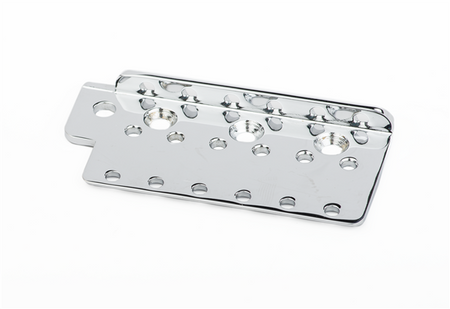 Vintage Strat® Bridge Plate, Chrome