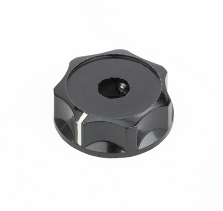 Deluxe Jazz Bass® Lower Concentric Knob, Black
