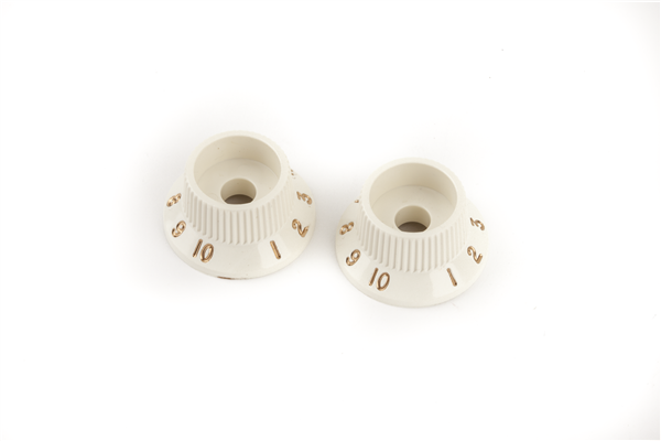 Stratocaster® S-1™ Switch Knobs, Parchment (2)