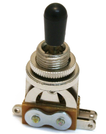 Pickup Selector Switch, Electromatic® Solid Body Models, Chrome