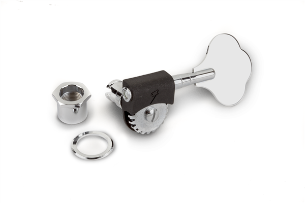 American Deluxe Bass Tuning Machines ('04-'06), Chrome, Each