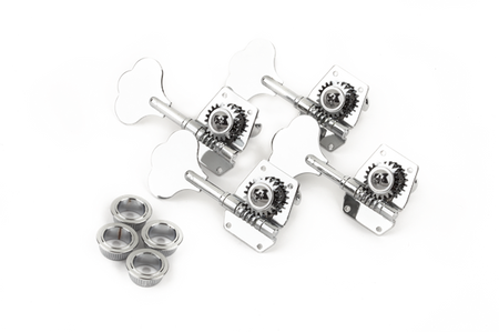 Classic Vibe '60s Precision Bass® Tuning Machines (RM1279), Chrome