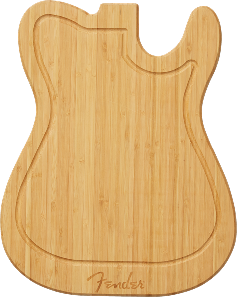 Fender™ Telecaster™ Cutting Board
