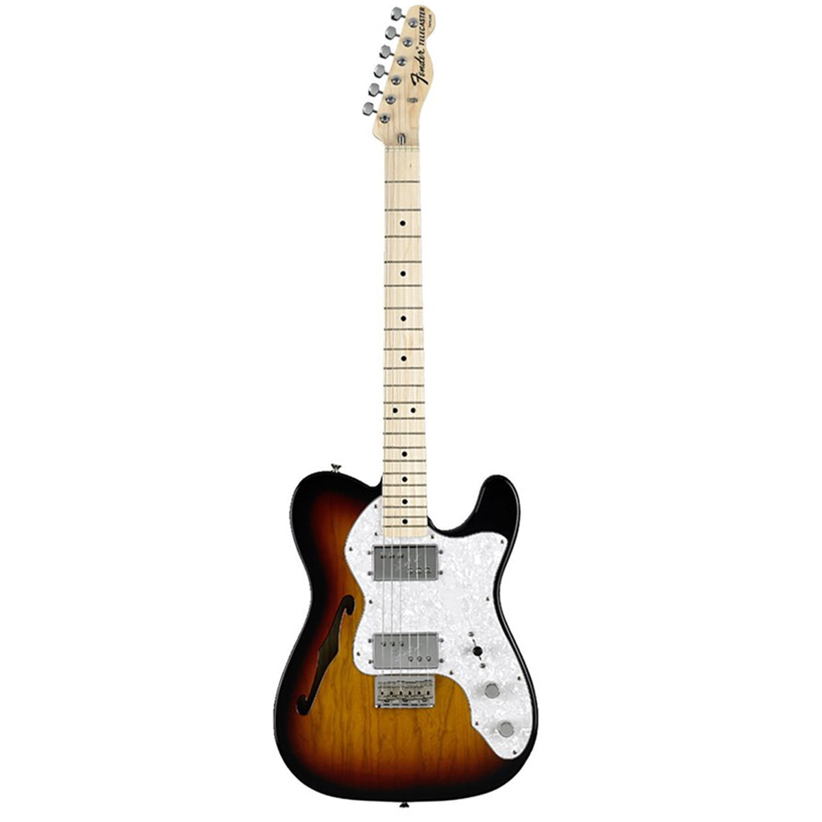 Classic Series '72 Telecaster® Thinline