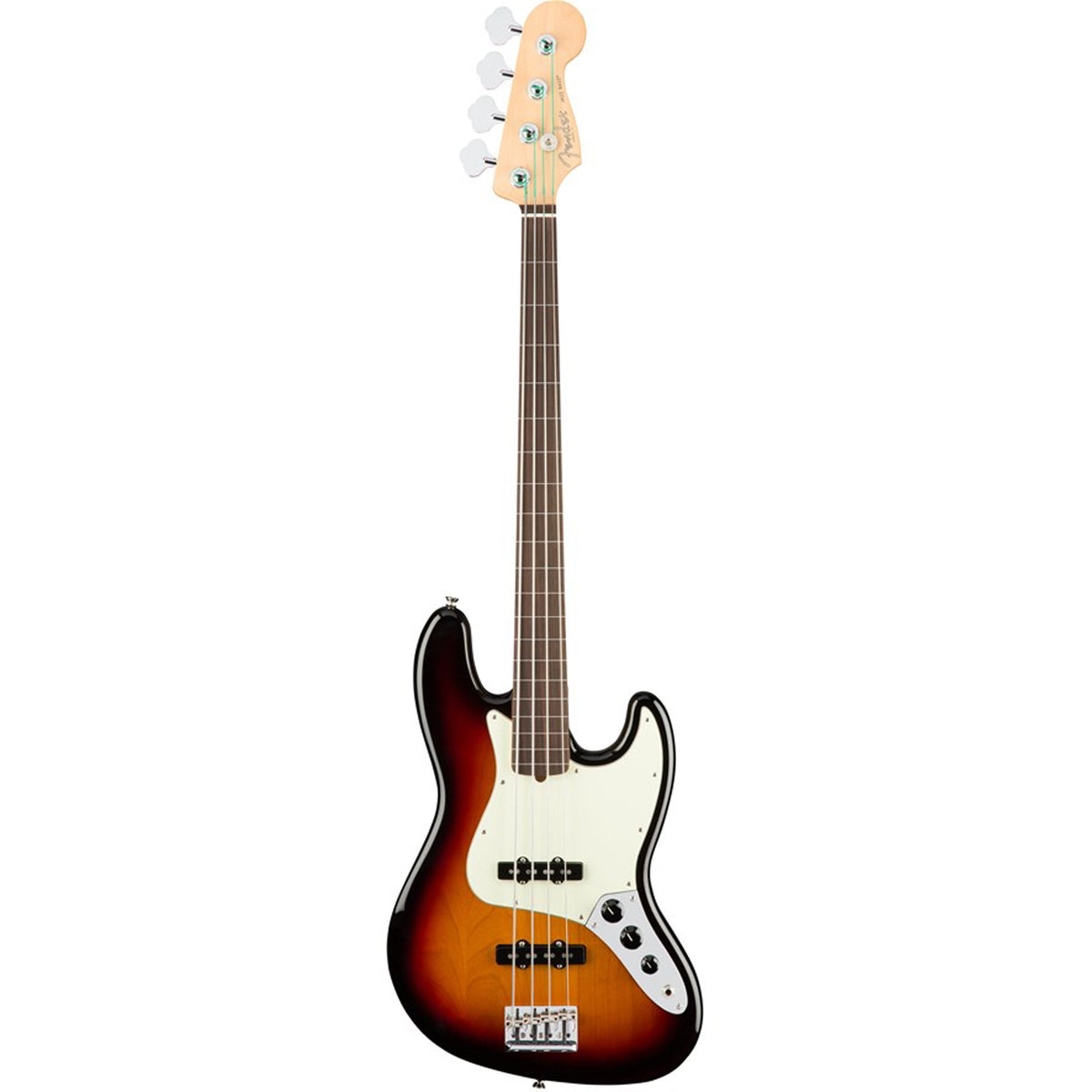 American Professional Jazz Bass® Fretless