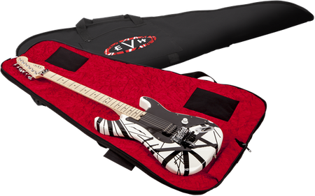 EVH® Gig Bag, Black with Red Interior