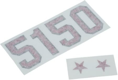 EVH® 5150 Sticker with Stars