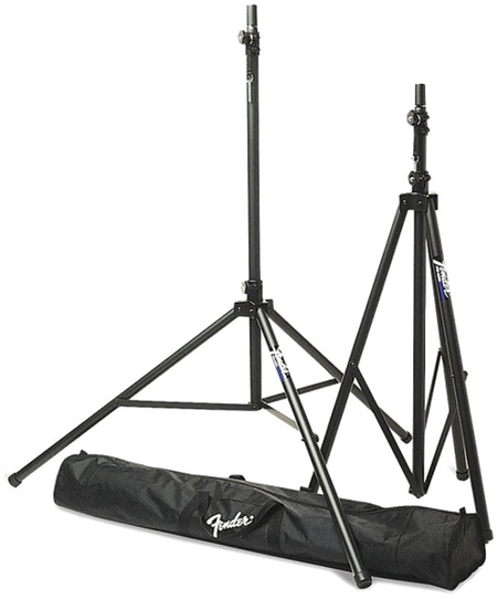ST-275 Tripod Speaker Stands, 2 Speaker Stands with Carrying Bag