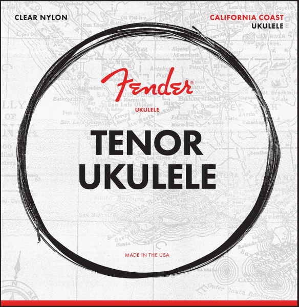 Tenor Ukulele Strings, Set of Four