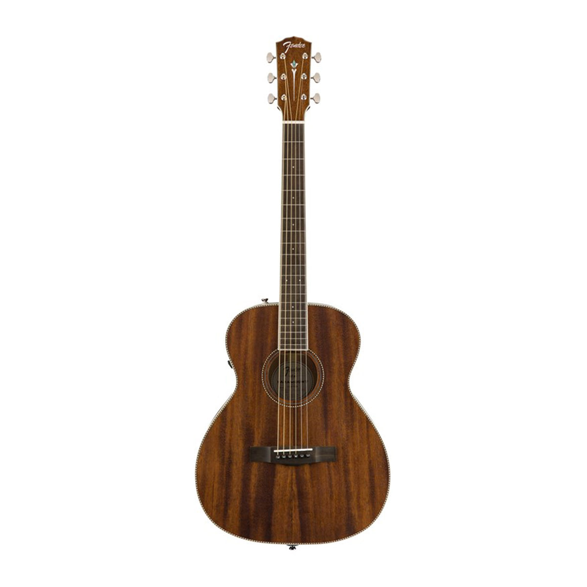 PM-TE Travel All-Mahogany, Natural