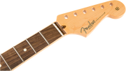 American Channel Bound Stratocaster® Neck, 21 Med Jumbo Frets, Rosewood