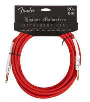 20' Yngwie Malmsteen Instrument Cable, Red