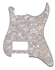 4-Ply White Pearl 11-Hole Mount, 1 HB Stratocaster® Pickguard