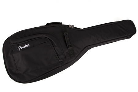 Fender® Urban Jumbo Acoustic Gig Bag, Black