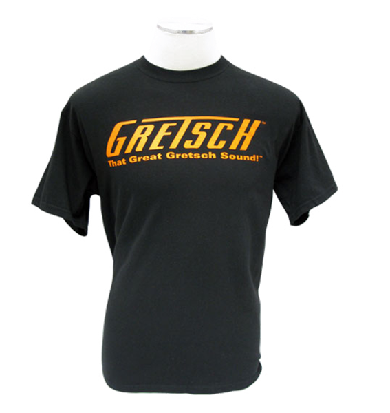 That Great Gretsch Sound!™ T-Shirt, Black, XXL