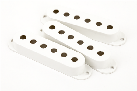 Pickup Covers, Stratocaster® White (3)