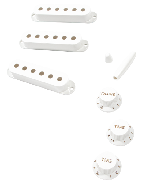 Accessory Kit, Pure Vintage '50s Stratocaster®, Eggshell