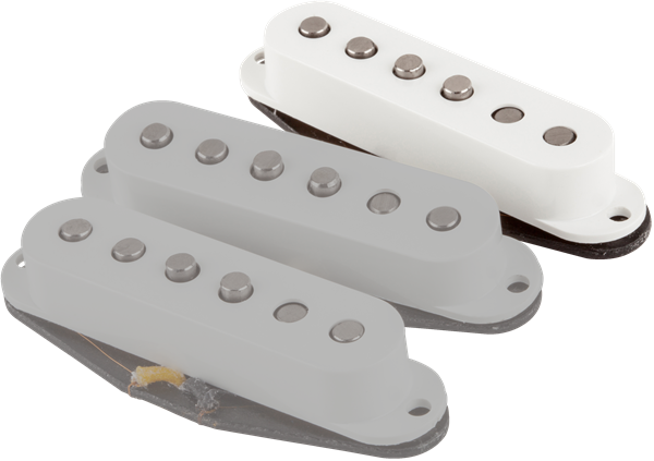 Custom Shop Fat '50s Stratocaster Pickups, Neck