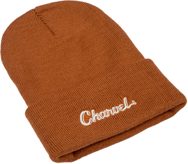 Charvel® Logo Beanie, Orange