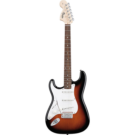 Squier by Fender Affinity Stratocaster Beginner Electric Guitar LH