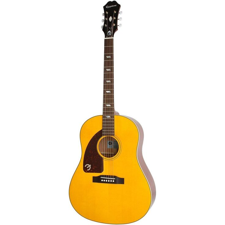 "Epiphone Inspired by ""1964"" Texan Acoustic/Electric Solid Top Guitar"