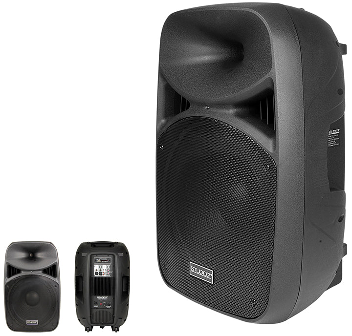 StudioZ Professional ABS Speaker with Bluetooth